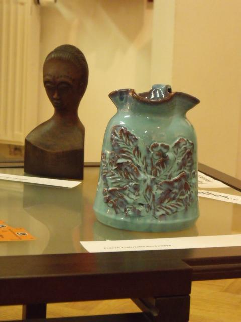 Garzó Gabriella keramikus / ceramist