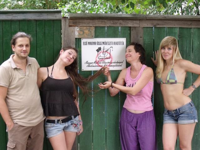 """Művészfölde alkotótábor 2012 augusztus """"A"""" csoport"""