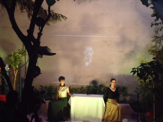 """2016 - the Luke Bicskey Scene present 1. - on the Artist's Earth - """" Kezdődjék az előadás ! ..."""""""