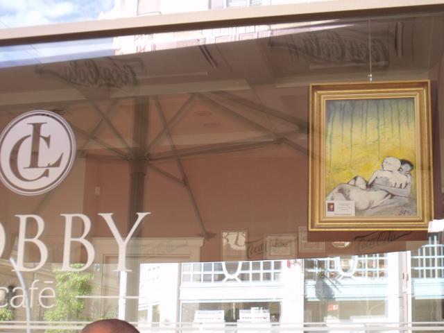 """2015 - """"Fény éve"""" című kiállítás - Lobby Café Galéria Szeged"""