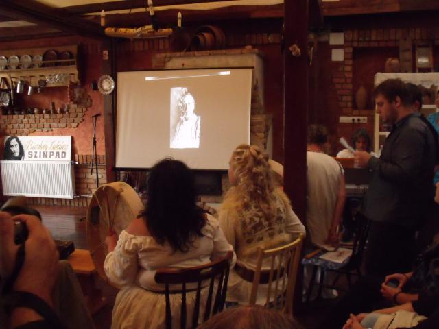 2015 - Bicskey Lukács Színpad megnyitó ,és emlékműsor a névadó tiszteletére .