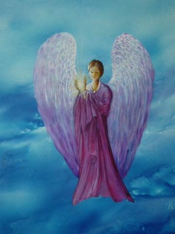 Fényhozó angyal-The angel of light