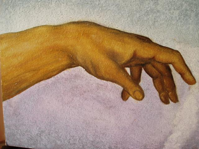 Michelangelo Buonarroti:Teremtés- Michelangelo Buonarroti:Creature