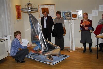 """2.Stage: """"Új Kor"""" /""""New Age"""" Vándorkiállítás 2008.-2009."""